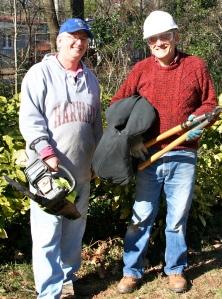 Steve Elmore & Bob Stewart